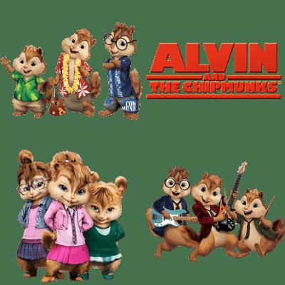 Cartoons Transparent Png Images Stickpng Alvin And The Chipmunks Cartoon Chipmunks