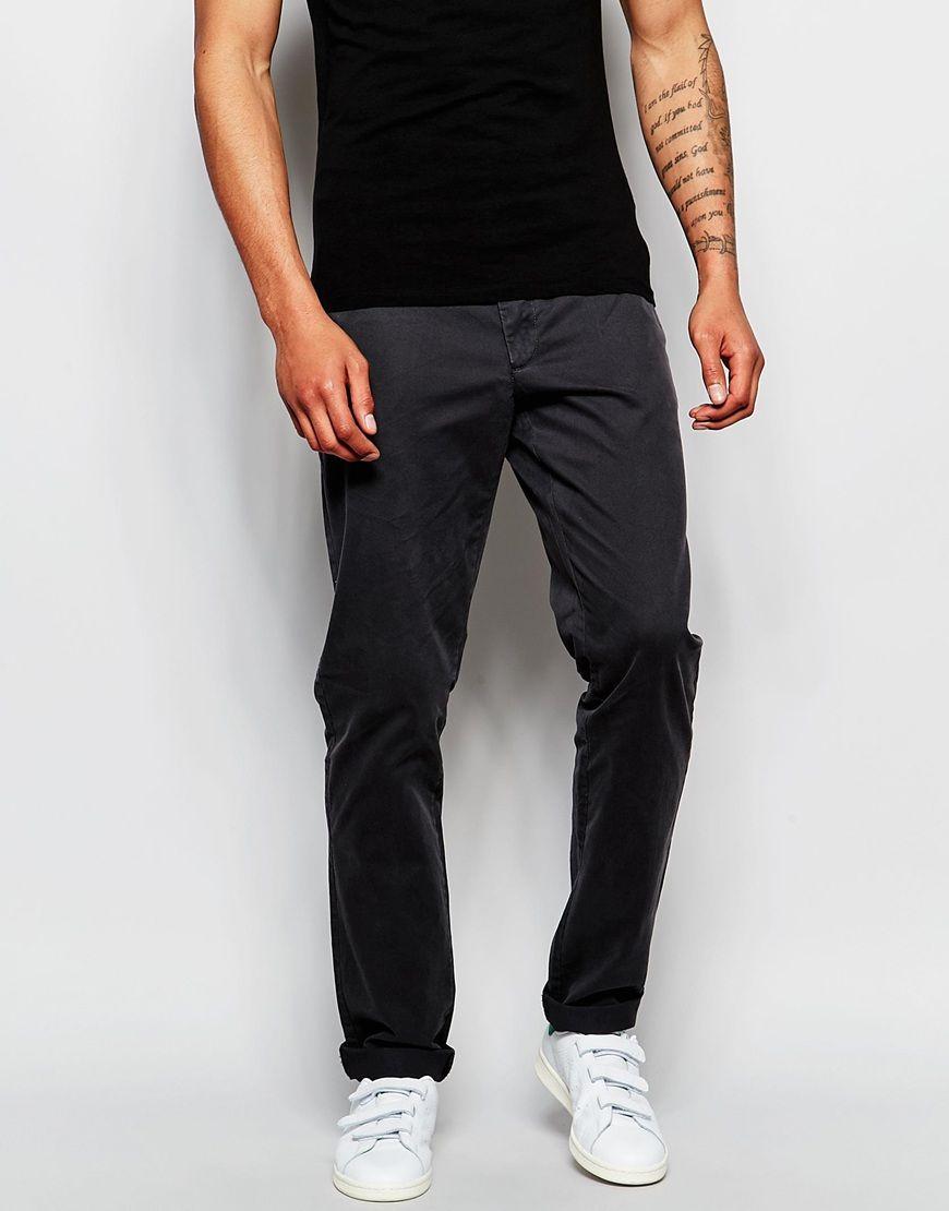 Sisley Trousers Pantalon Homme