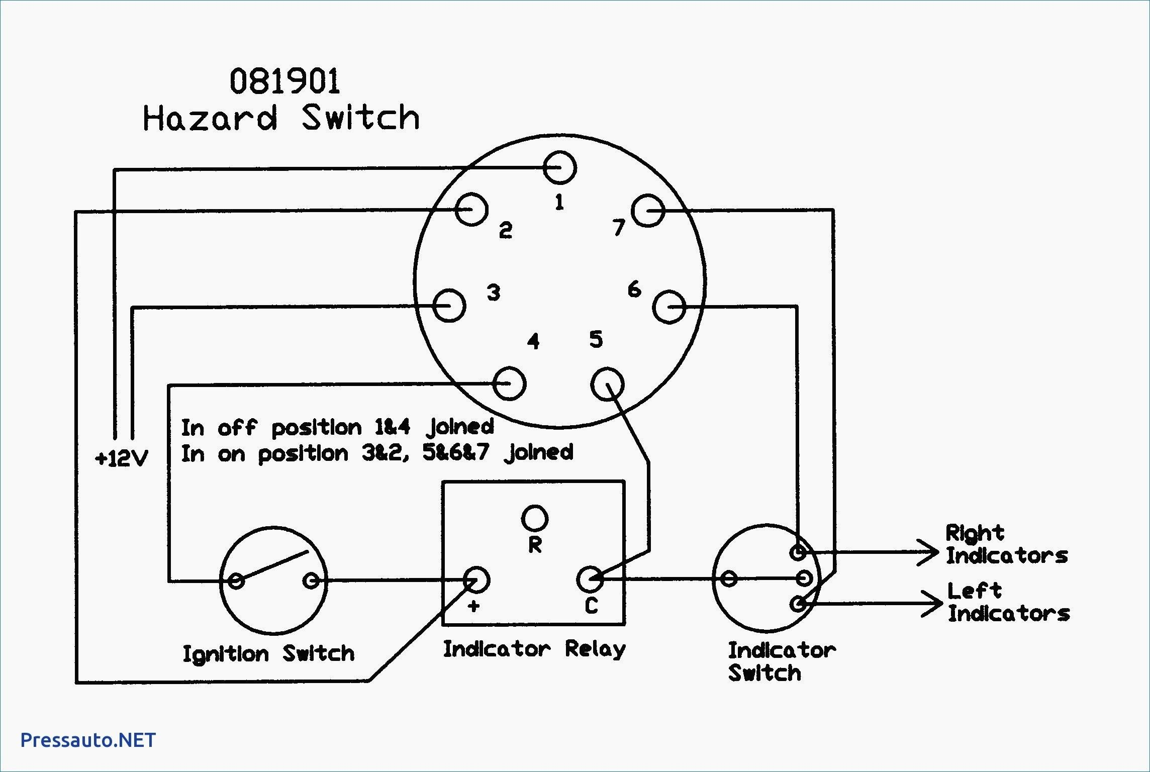 Fresh Wiring Diagram for Hazard Light Switch for