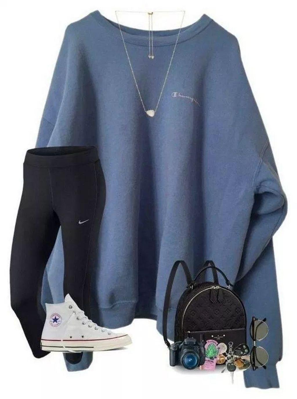 20 Stunning Casual School Outfit Ideas With Leggings  Cute comfy