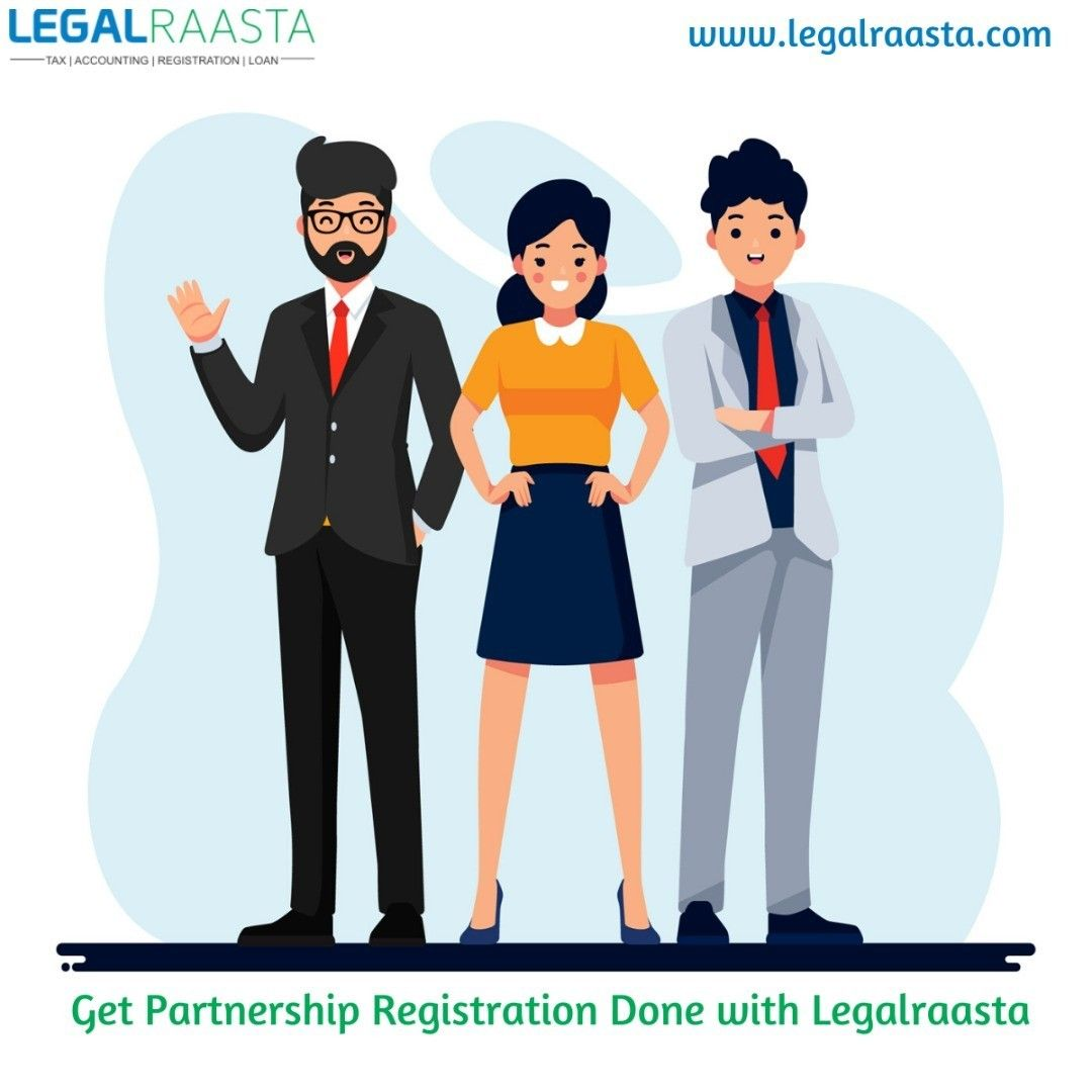 Get Your Partnership Registration Now At Affordable Prices Phone 91 8750008585 Website Ht In 2020 Business People People Illustration People Working Together
