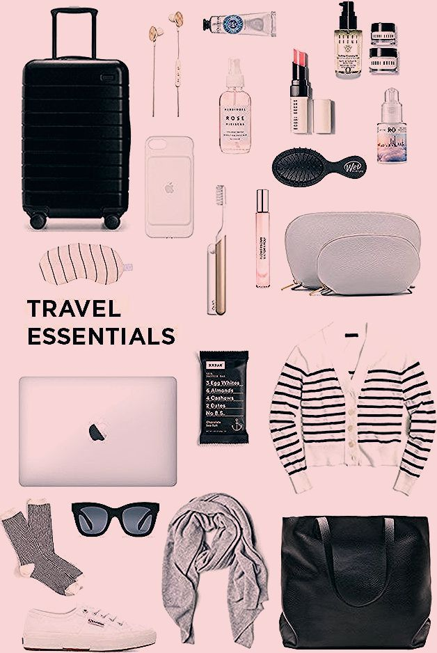 Photo of Travel Essentials for a Long Flight