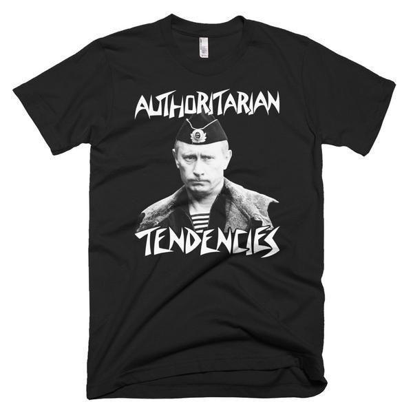 Authoritarian Tendencies Putin #putin #russia #altright # ...