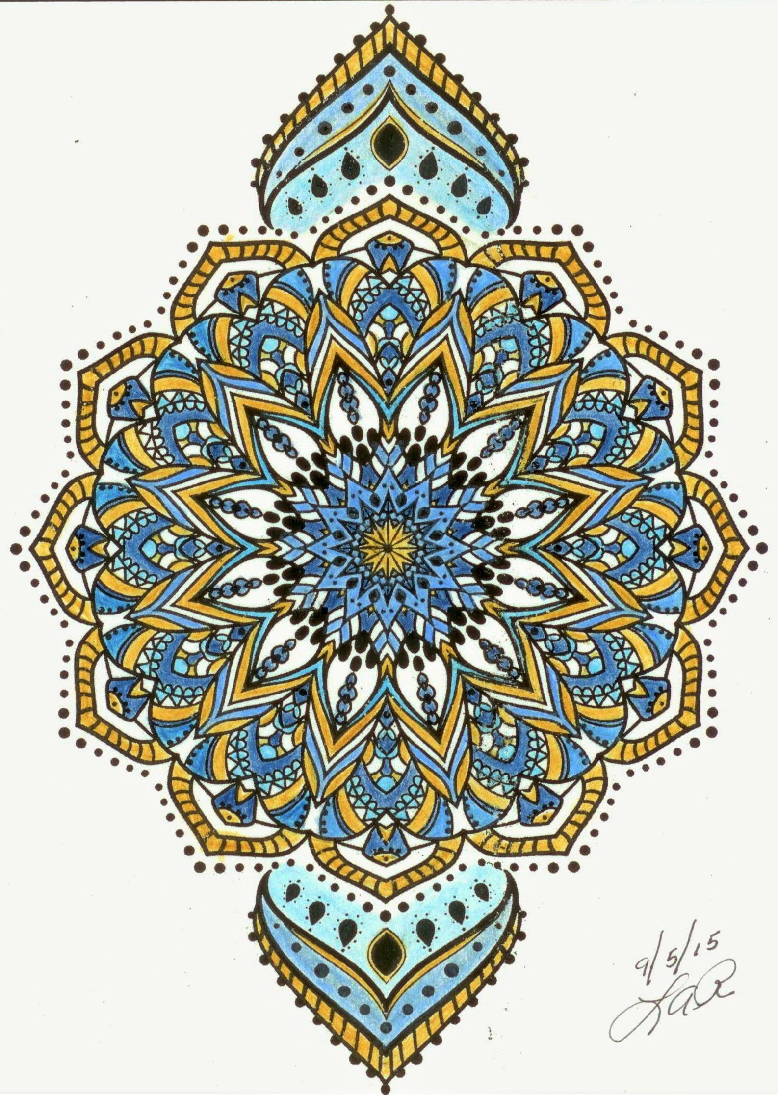 Pin by Lynn Rose on MY COLORINGS | Pinterest | Mandala, Mandalas and ...