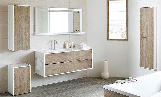 My Lodge | Salle de bain | Meuble salle de bain ikea, Meuble ...