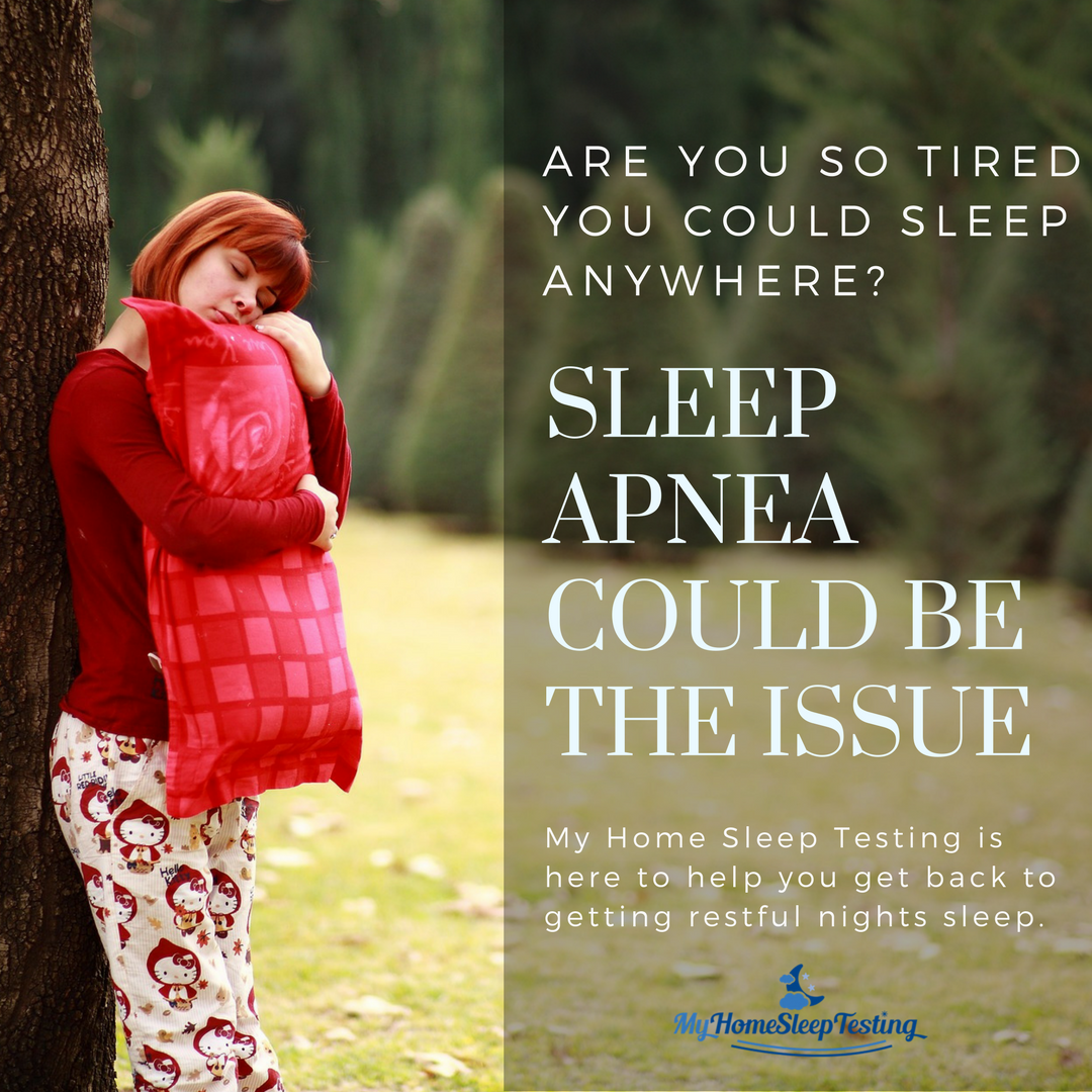 My Home Sleep Testing is here to help you determine if you have sleep apnea.  If you are having a restless nights sleep or snore, you want to have My  Home ...