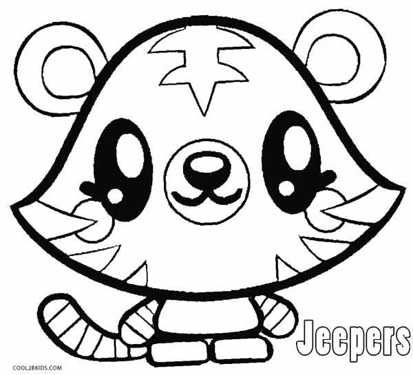 Printable Moshi Monsters Coloring Pages For Kids | Cool2bKids ...