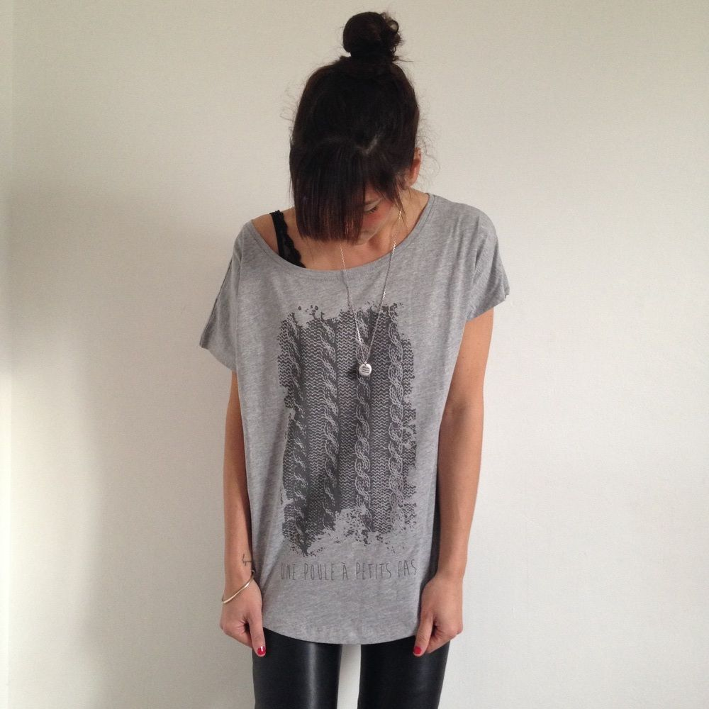 Image of Tee-shirt La poule (édition limitée)