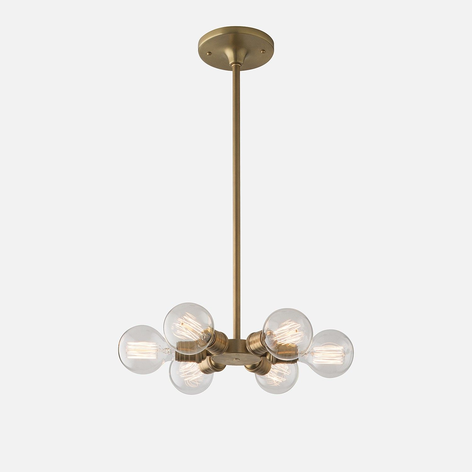Satellite 6 Chandelier