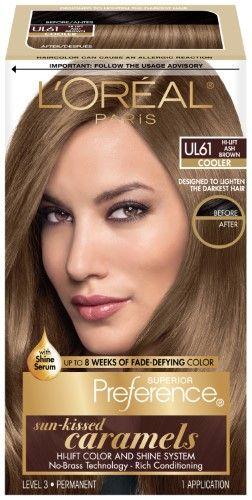 L Oreal Paris Preference Les True Brunettes Permanent Hair Color