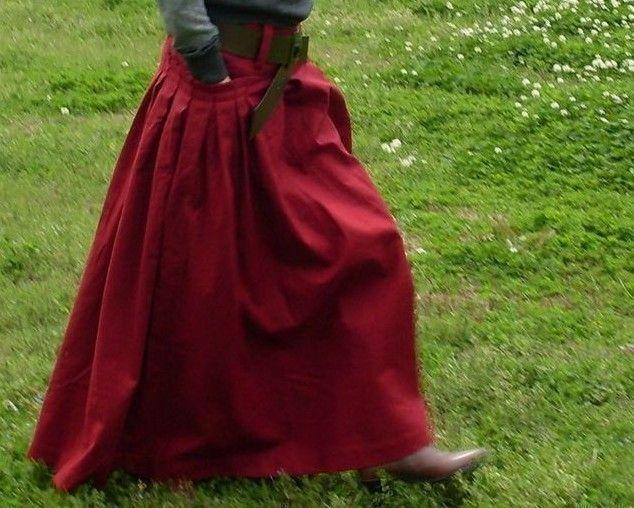 Losing My Way - skirt (more colour choose)-A5. $53.00, via Etsy.