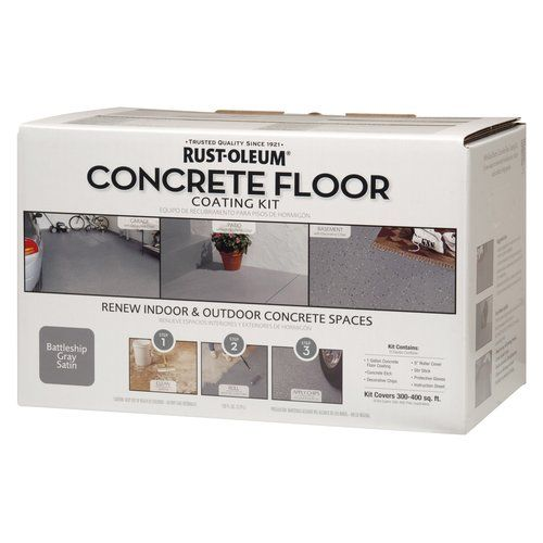 Rust-Oleum Concrete Floor Coating Kit