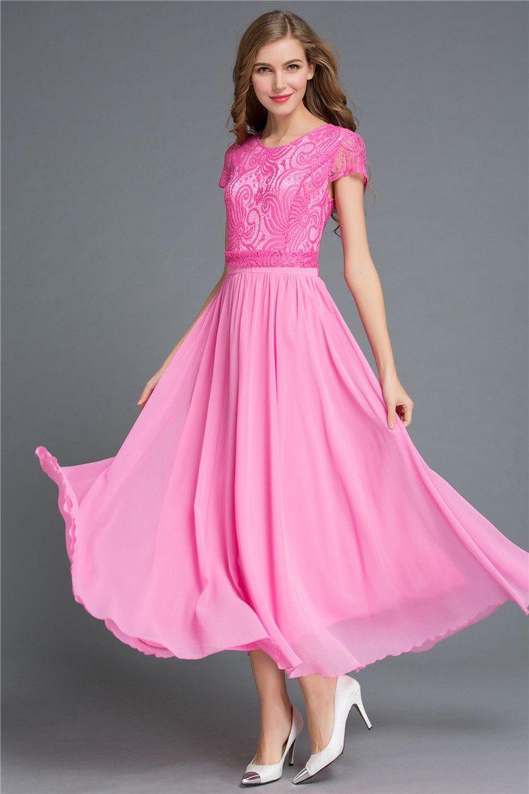 Kl white elegant long vestidos apparel summer embroidery lace