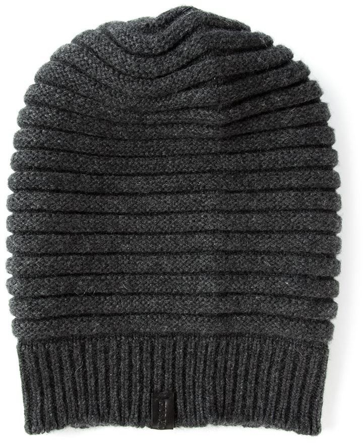 93543e13aa Pin by Lookastic on Men's Beanies & Hats | Beanie, Mens beanie hats ...