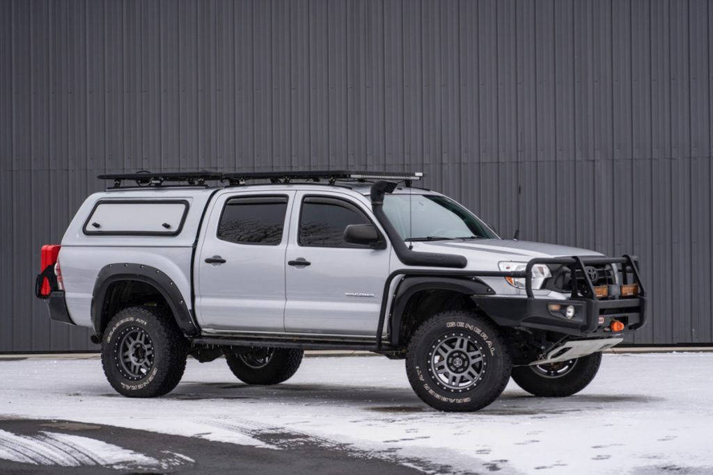 Top 14 Roof Rack Options for the 2nd and 3rd Gen in