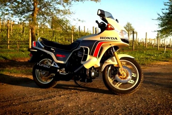 Honda CX500 Turbo
