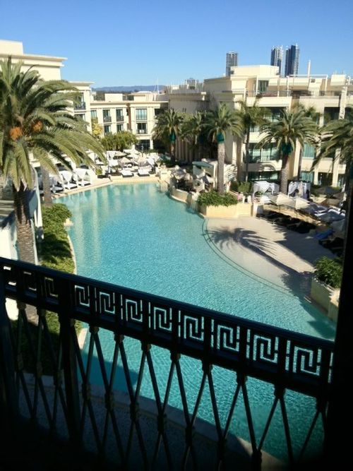 Pool At The Palazzo Versace Australia Vacation Australia