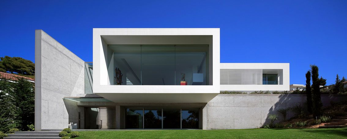 Private Residence in Ekali by ISV Architects (1)