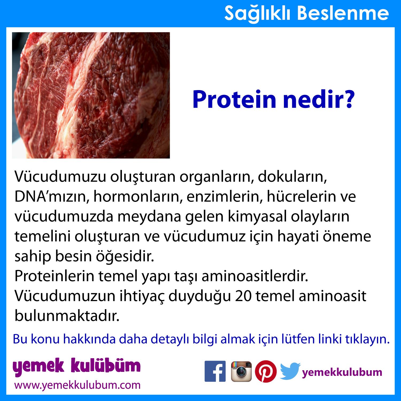 Protein Nedir
