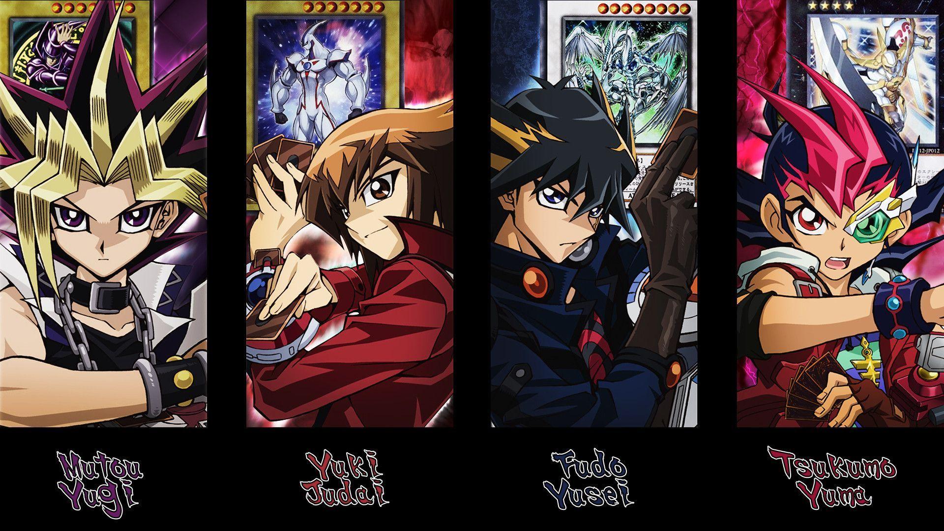 Yugioh Wallpapers 35566 Wallpapers Hd Colourinwallpaper Art Anime Yugioh