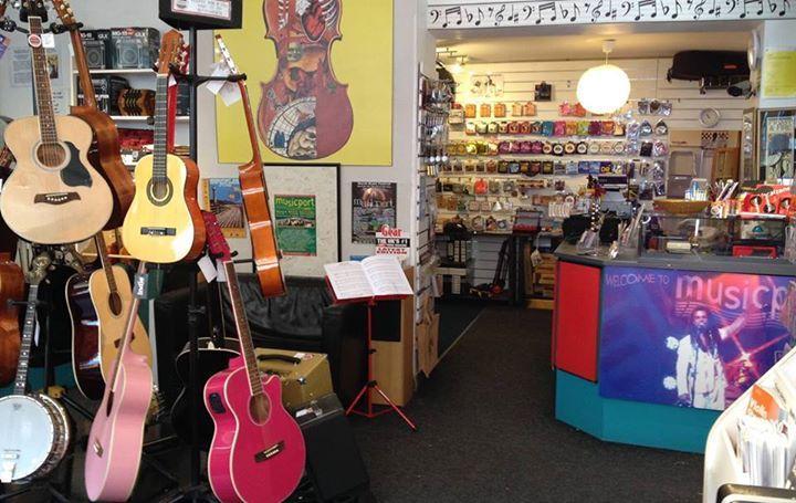 Musicport Shop