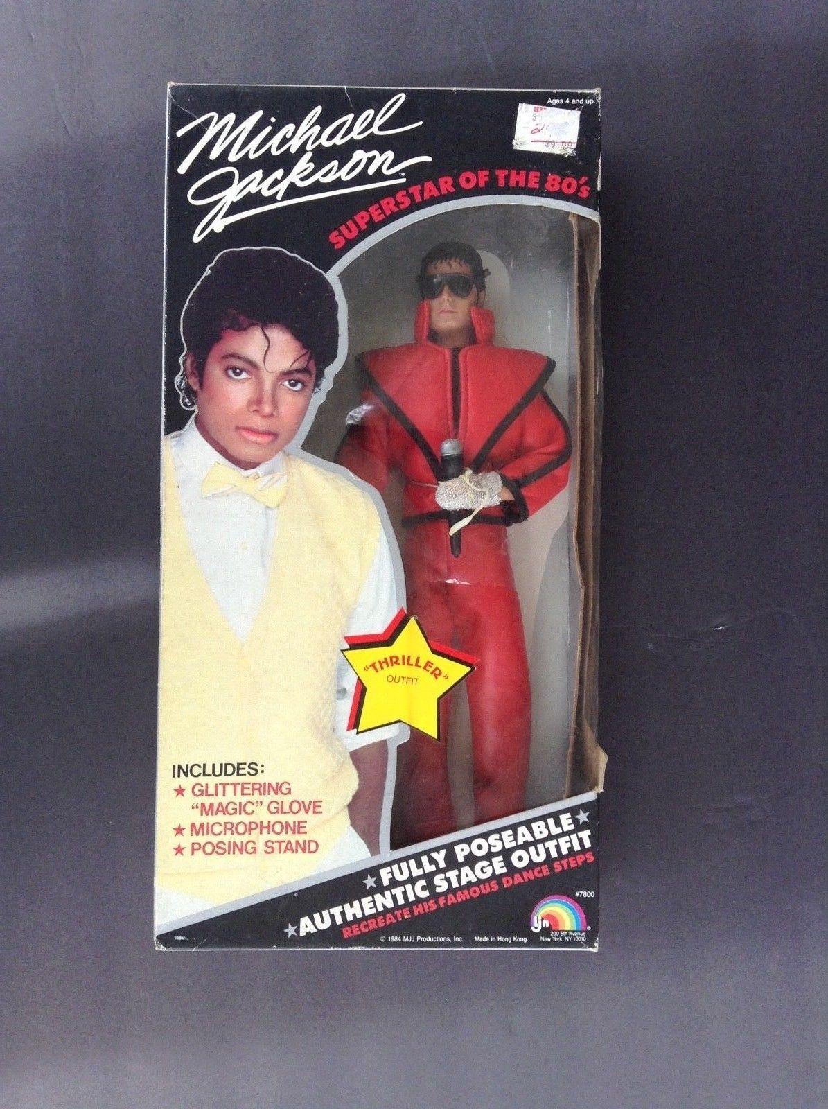 Michael Jackson Doll 1980s Toys Michael Jackson Doll Cabbage Patch Kids Dolls