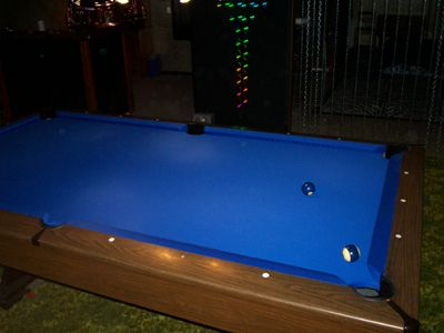 Step By Step Instructions To Refelt A Pool Table Yourself Finally - Pool table refelting houston