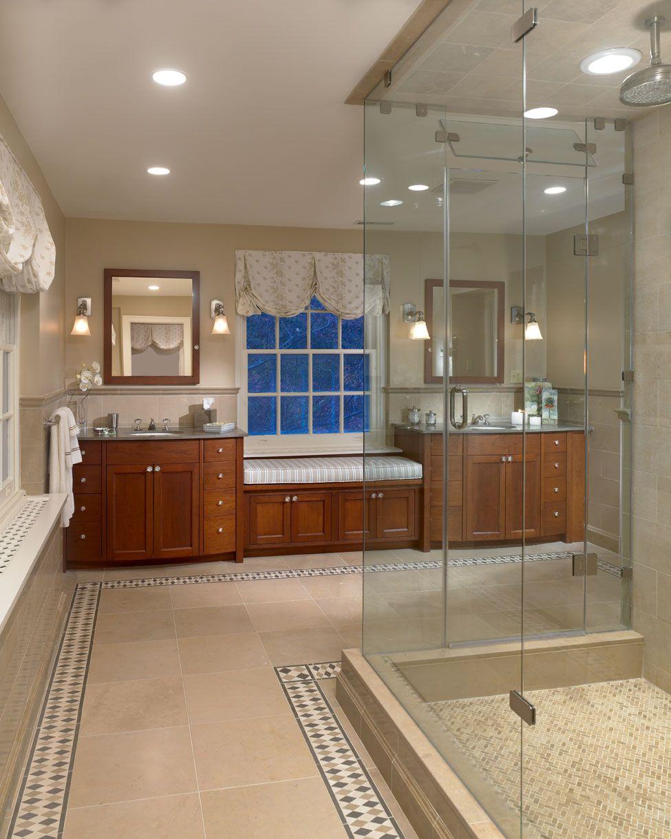 Bathroom Renovation By Krieger Associates Architects Located In - Bathroom renovation philadelphia