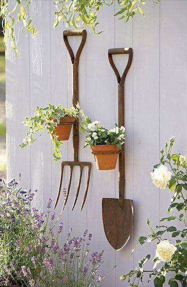 Photo of Via: pinterest.com #gardenartdiyFleaMarkets #pinterest – About: pinterest.com # …