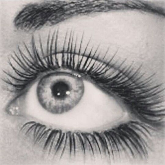 f86620fe542 Top and bottom lash extensions. Find this Pin and more on Mink Eyelash ...