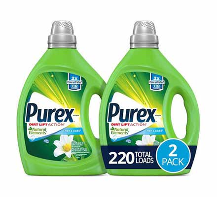 Pin On Top 10 Best Liquid Laundry Detergents In Reviews