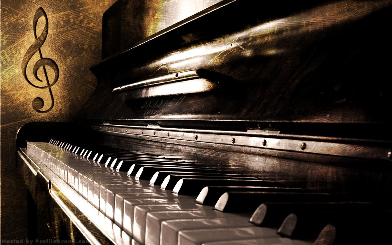 Blues Music Can Touch The Soul Of A Person As It Always Makes An Emotional Connection When Hearing The Blues A Piano Music Music Wallpaper Piano Songs