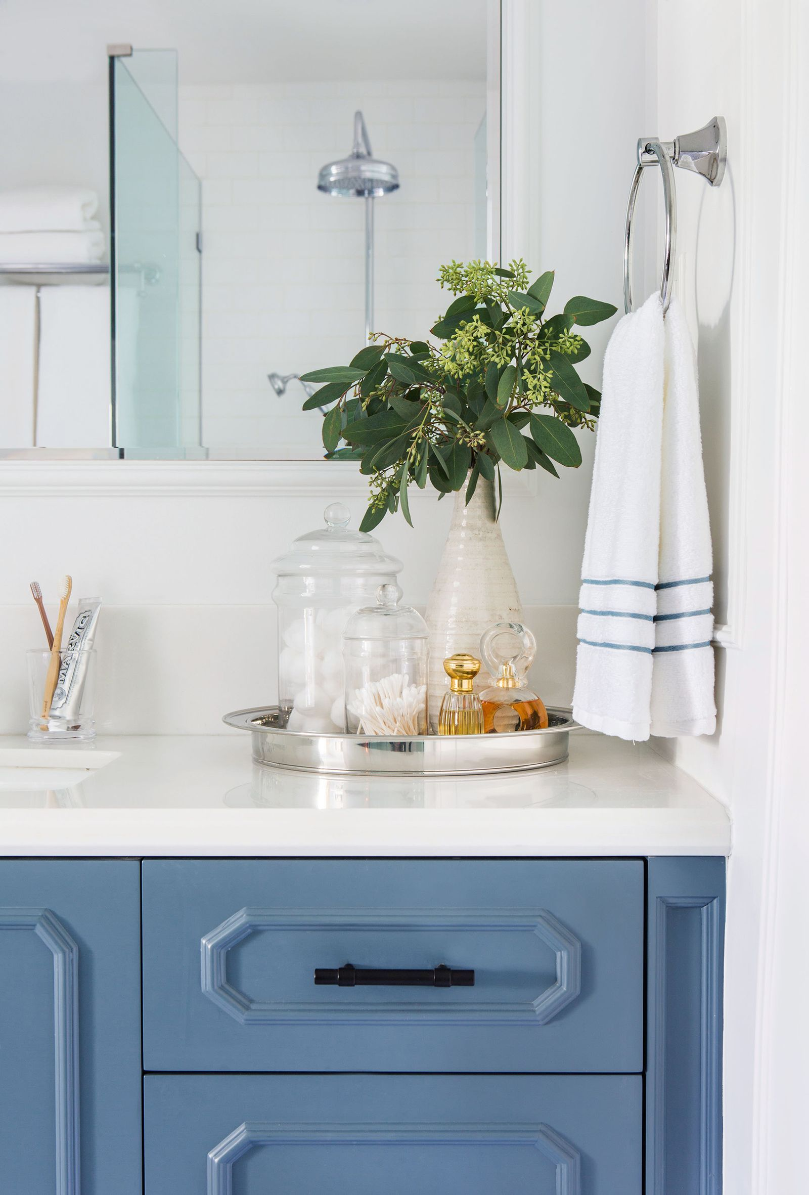 Bathroom Organization Hacks That Will Double Your Space
