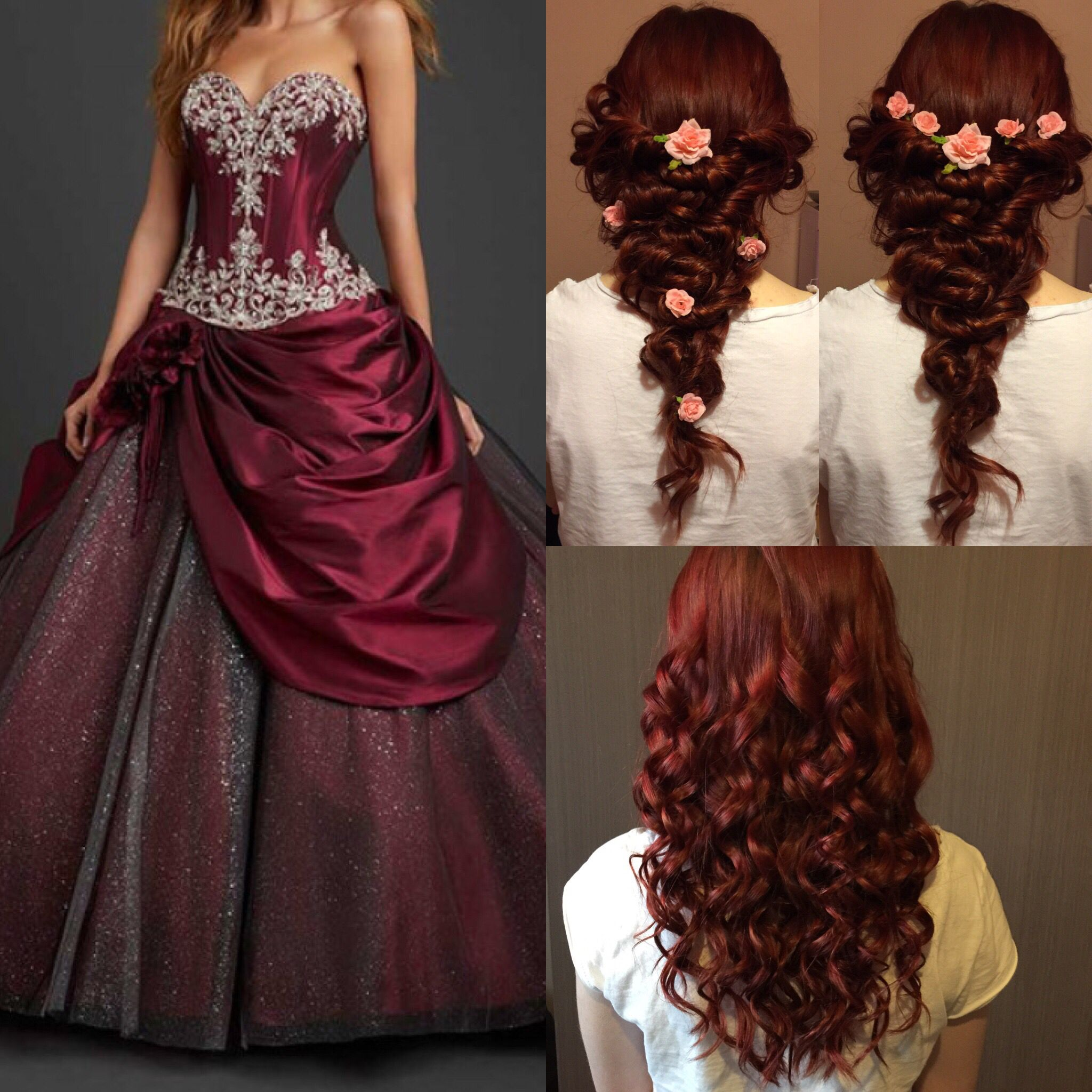 Hair Design For Prom Wedding Party My Hair Designs Hair