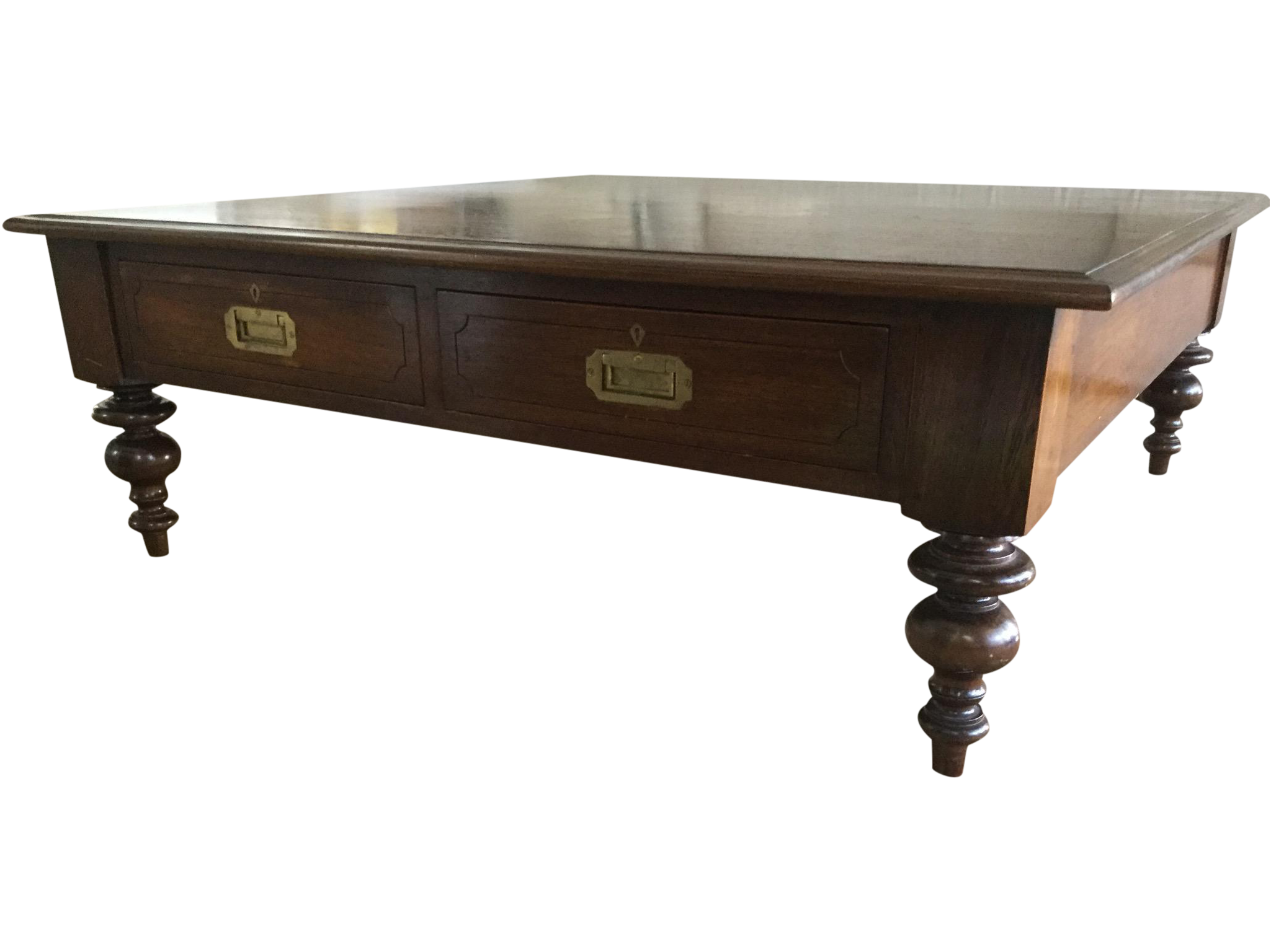 50 Off Retail For Immediate On Chairish This Coffee Table Is From The British Khaki Collection Robert Lighton New