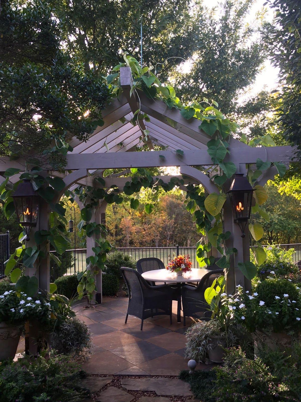 P O T A G E R: 5 Great Garden Ideas To Steal