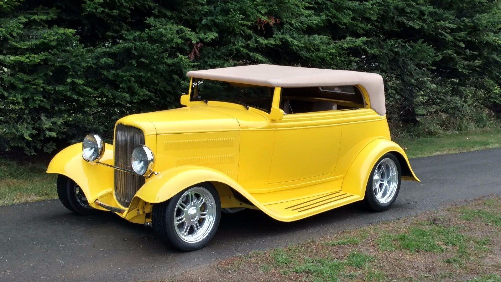Nice Great 1932 Ford Victoria 1932 Ford Victoria All Steel Body ...