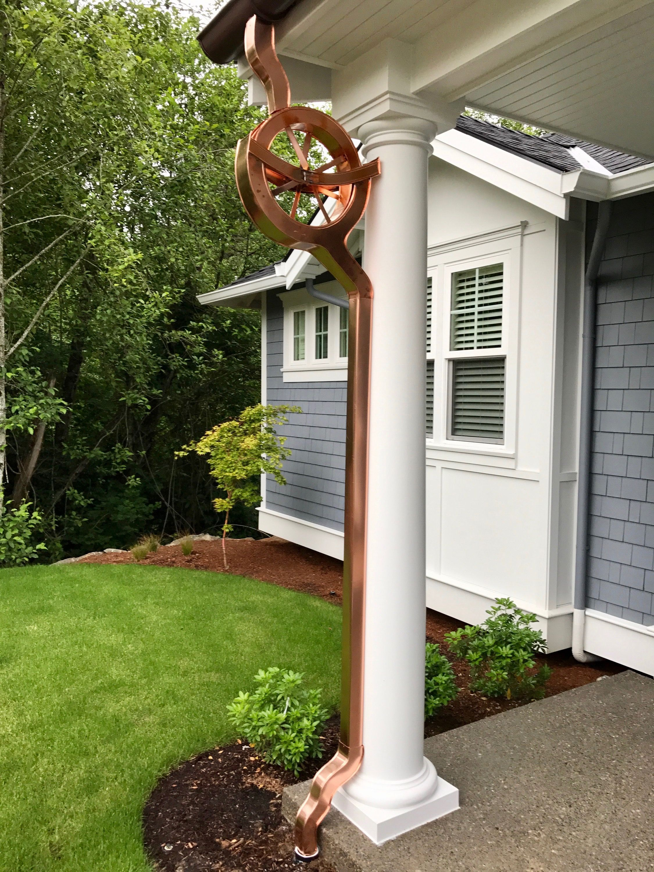 Embracing Natures Energy Into Form Of Art House Designs Exterior