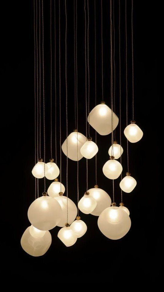 28 State of the Art Pieces of Etherial Lighting Design | Lighting design Design projects and Decoration & 28 State of the Art Pieces of Etherial Lighting Design | Lighting ...