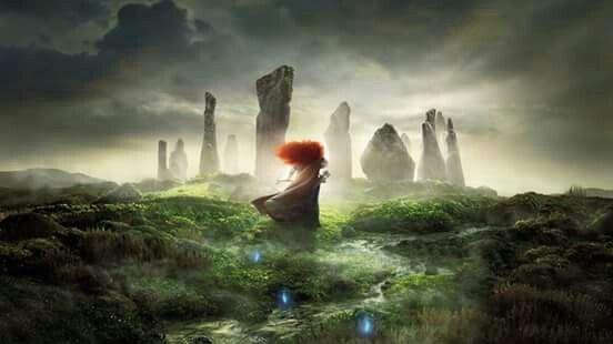 Outlander/Brave