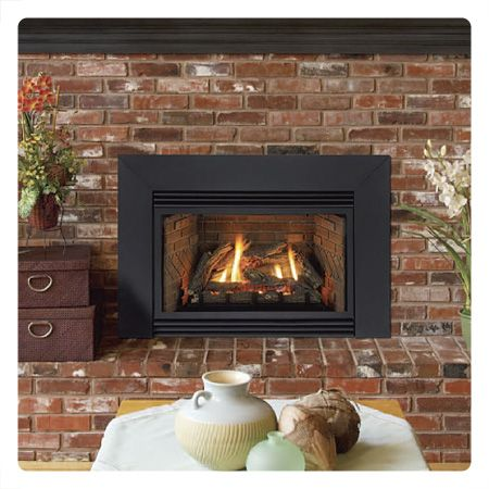 I D Like To Replace My Fireplace With A Gas Insert Preferably One
