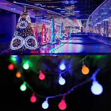 NewChic - NewChic 10M 100 LED Fairy String Light Berry Ball Lamp