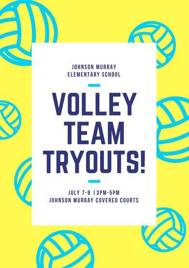 Pin by Ceren OĞUZ on VOLLEYBALL Pinterest Volleyball tryouts and
