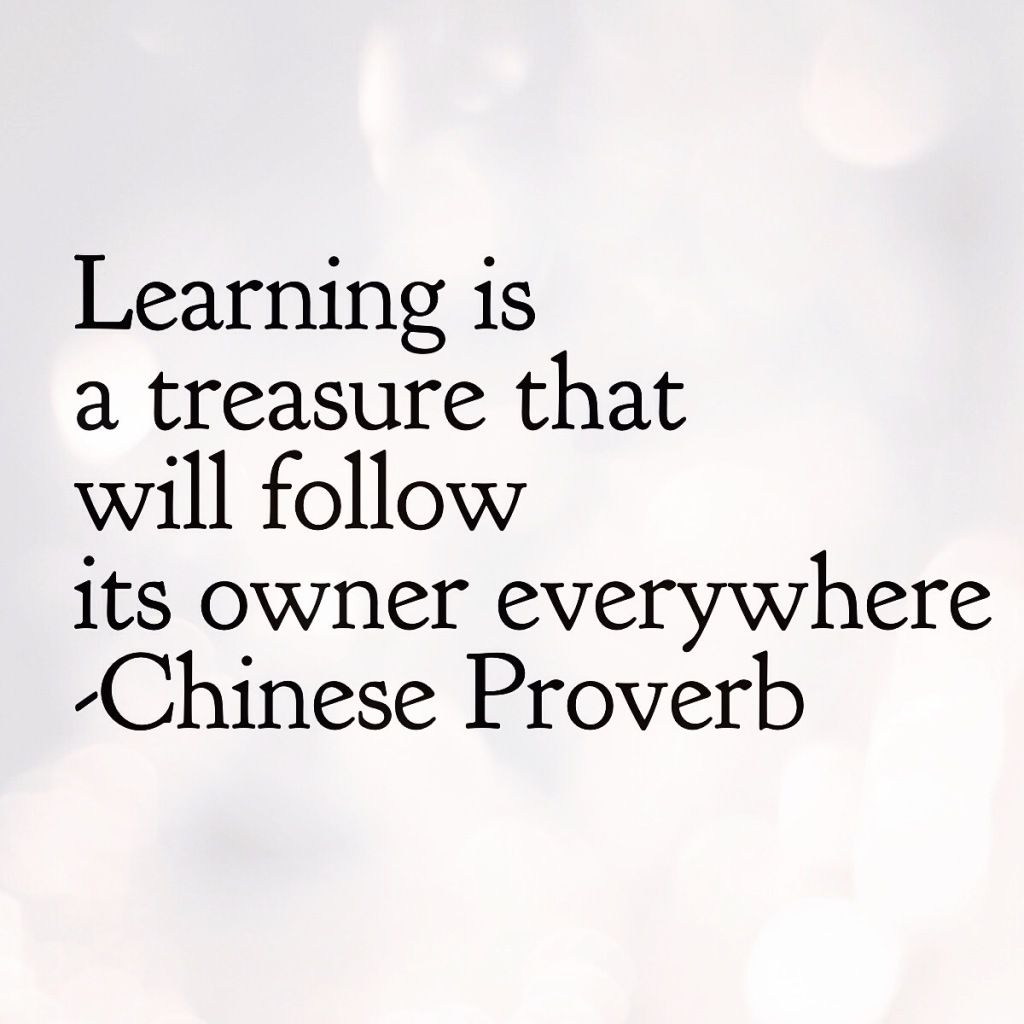 Quotes On Learning Language Learning Quote Learning Is A Treasure That Will Follow