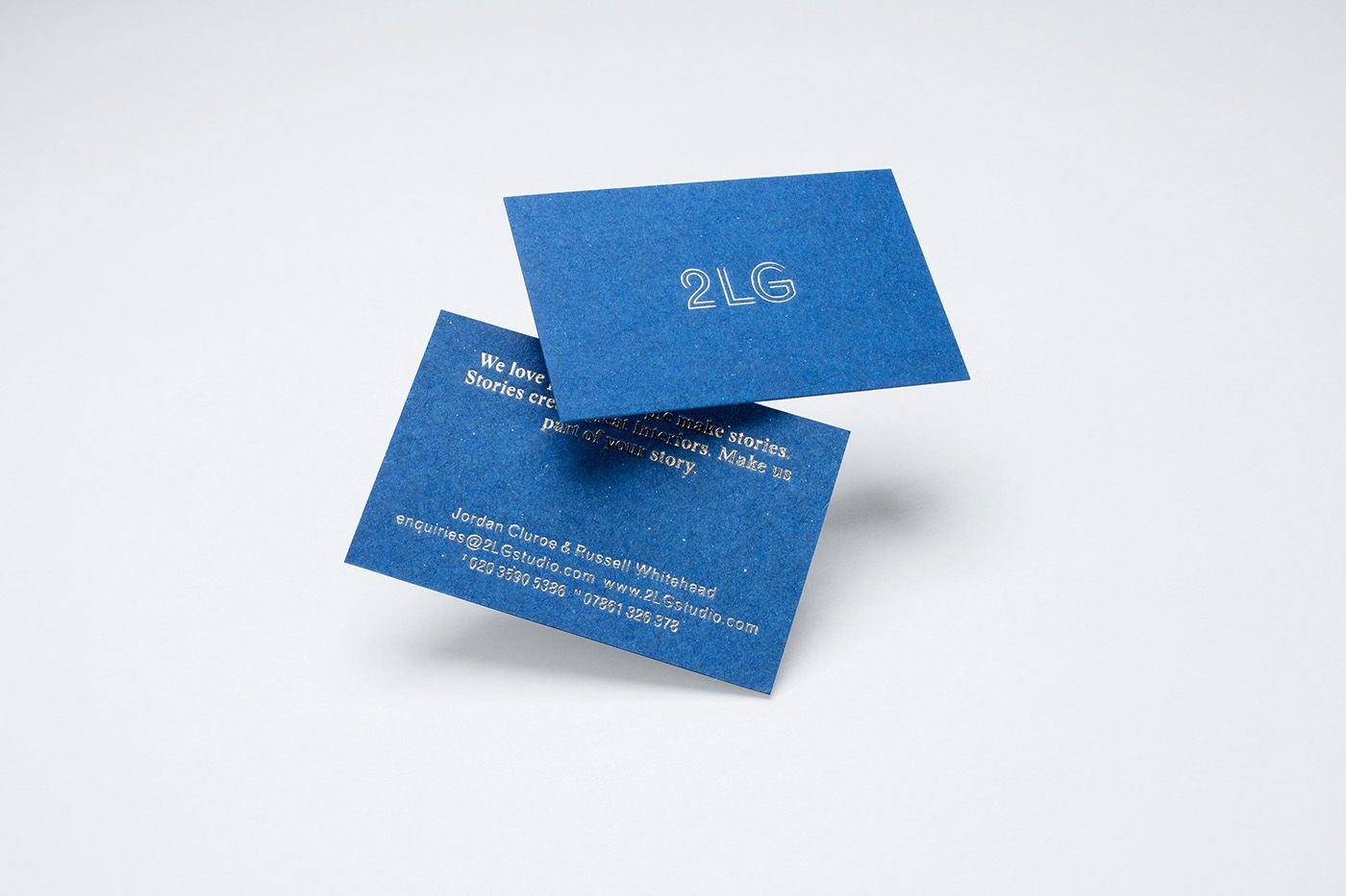 New Graphic Identity For 2lg Studio By Two Times Elliott Interior Designer Logo Business Card Branding Beautiful Business Card