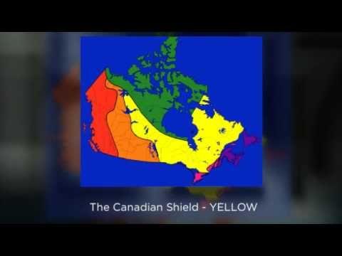 Final Copy Of Physical Regions Video Postcard Teacher Sample Youtube Social Studies Ontario Geography Of Canada Homeschool Social Studies