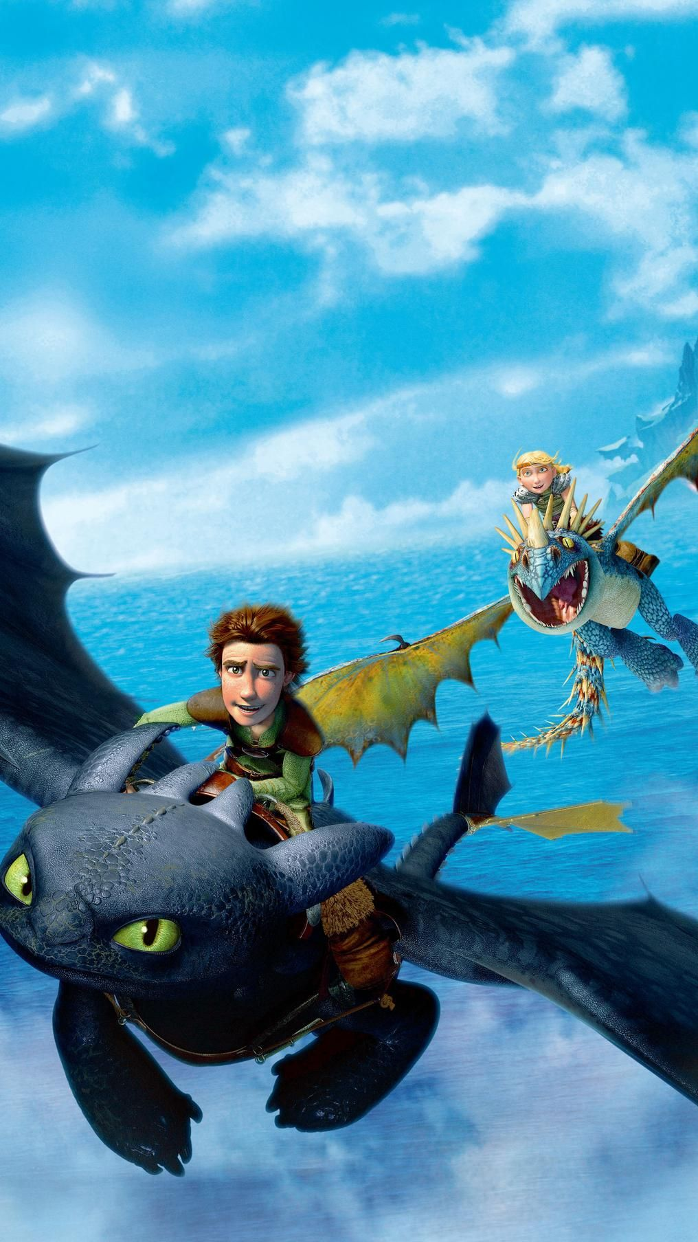 How To Train Your Dragon 2 2014 Phone Wallpaper Moviemania How Train Your Dragon How To Train Your Dragon How To Train Dragon