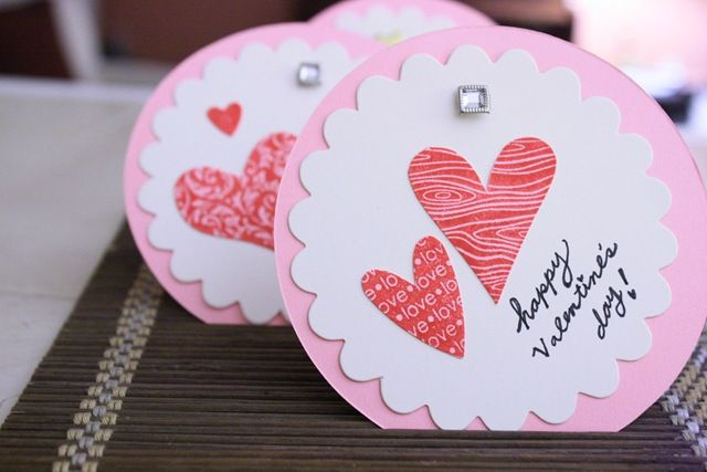 17 Best images about Valentines Day Card Ideas – Valentines Day Cards Craft