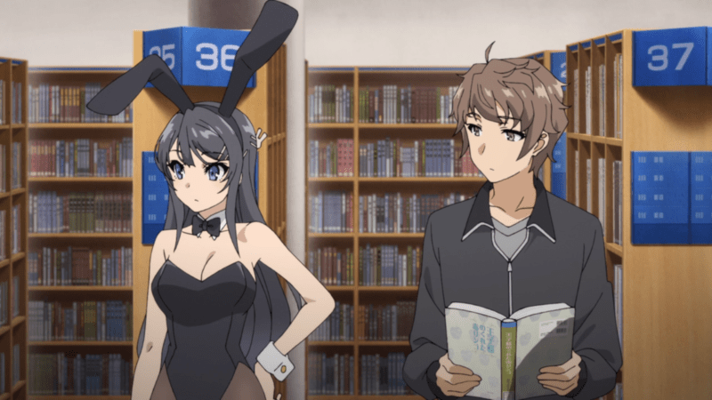 RASCAL DOES NOT DREAM OF BUNNY GIRL SENPAI Set the Highest