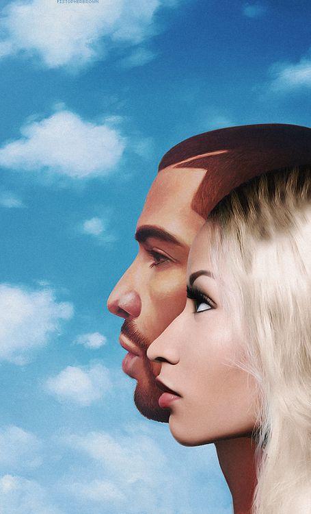 Nicki Minaj and Drake *Harajuku Barbie* Pinterest So
